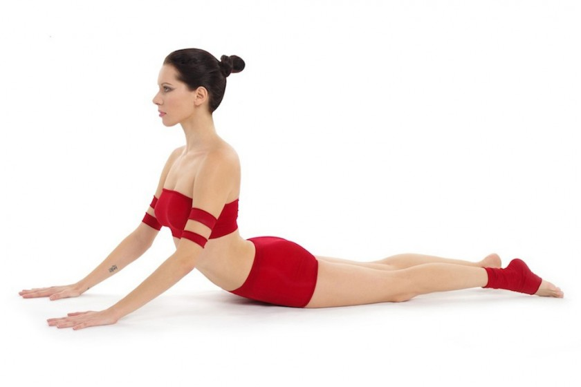 Bhujangasana (The Serpent Pose)