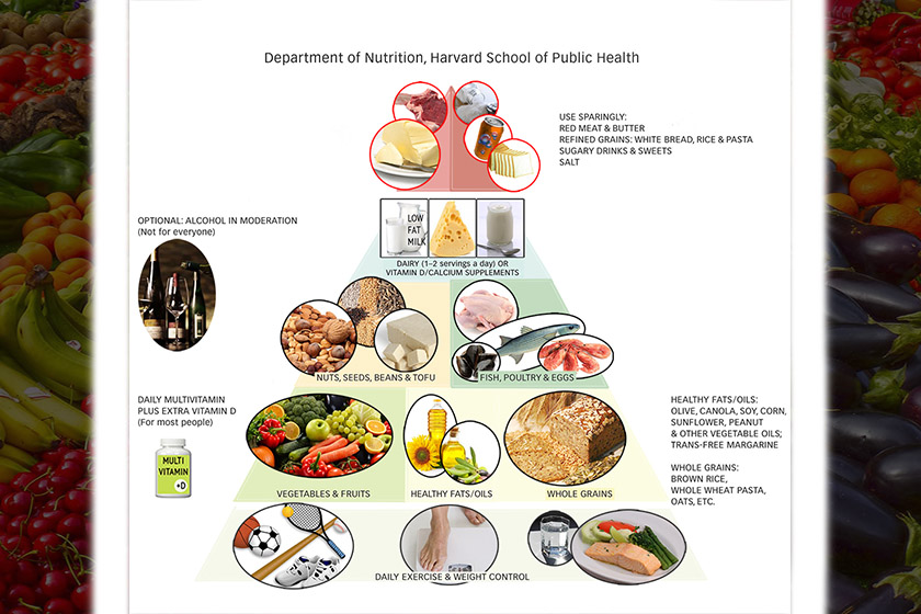 Complete Guide to Nutritional Food Pyramid
