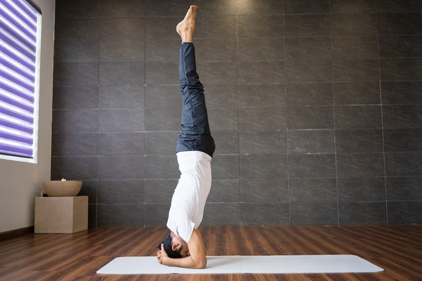 Shirshasana (Head Standing Pose)